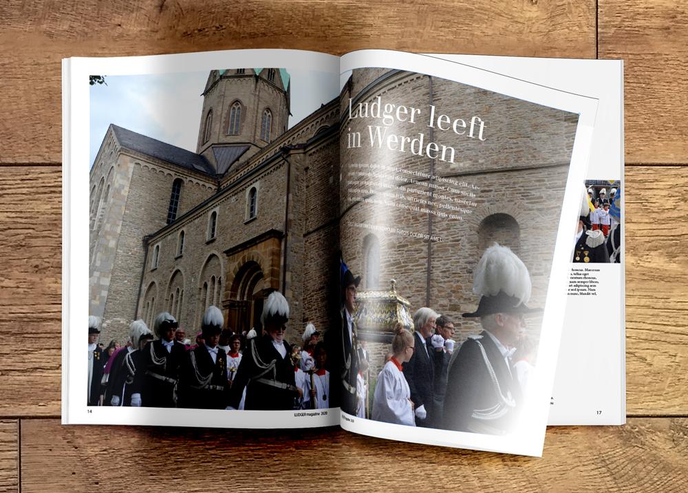 Ludger Magazine